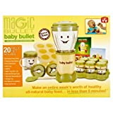 Magic Bullet Baby Bullet The Complete Baby Food Making System