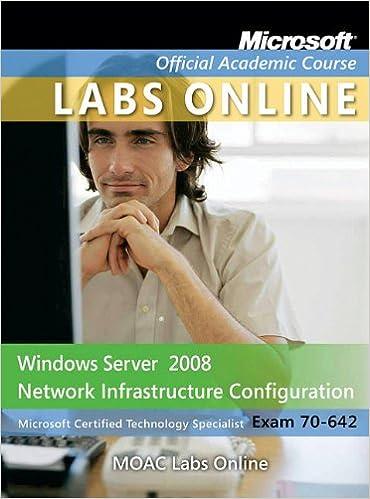 Exam 70-642: Windows Server 2008 Network Infrastructure - Lib