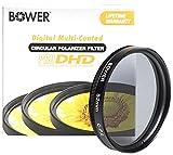 Bower FP52C 52 mm Pro Digital High Definition Circular Polarizing Filter (Black)