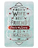 American Greetings Our Love Birthday Card for Wife with Foil