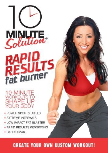 10 Minute Solution  Rapid Results Fat Burner