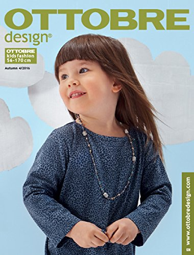 Amazon Com Ottobre Design Magazine Issue 4 2016 Children S