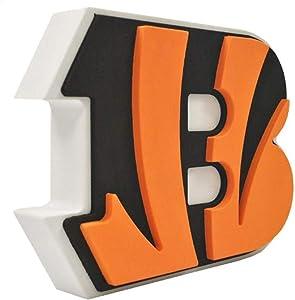 NFL Cincinnati Bengals 3D Foam Logo