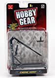 Hobby Gear Series: Engine Hoist 1:24 Scale (Grey) by Hobby Gear