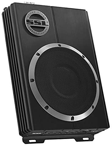 SOUND STORM LOPRO8 8 inch 600-watt Amplified Subwoofer System (8in Sub Box)