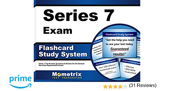 Series 7 Exam Flashcard Study System: Series 7 Test Practice ...