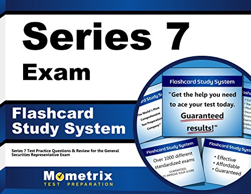 Series 7 Exam Flashcard Study System: Series 7 Test Practice Questions & Review for the General Securities Representative Exam (Cards)
