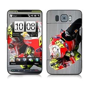 Diabloskinz B 0029-0021-0018 de Rossi Ducati VER2 Skin para HTC HD2