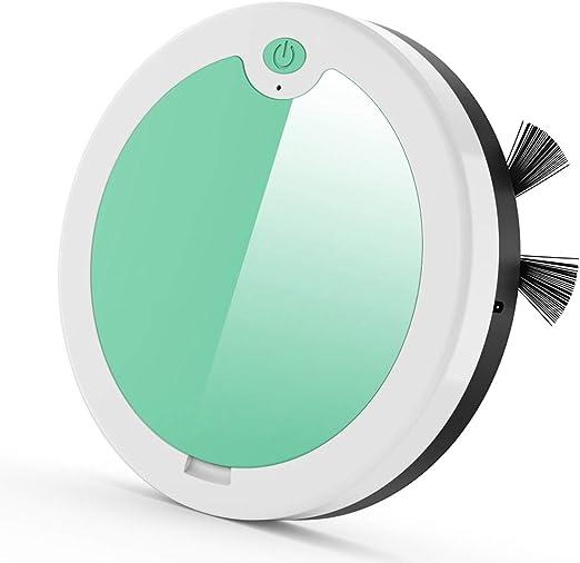 INSN Aspirador Robótico con Anti-Drop & Sensor De Colisión ...
