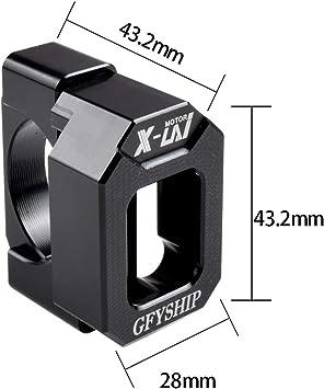 VZR1800 2011-2019 Motorrad Ganganzeige LED 1-6 Schaltlicht anzeigen Meter Instrumente Drehzahlmesser SV650 1999-2002 Blau KYN for Suzuki TL1000R TL1000S 1998-2003
