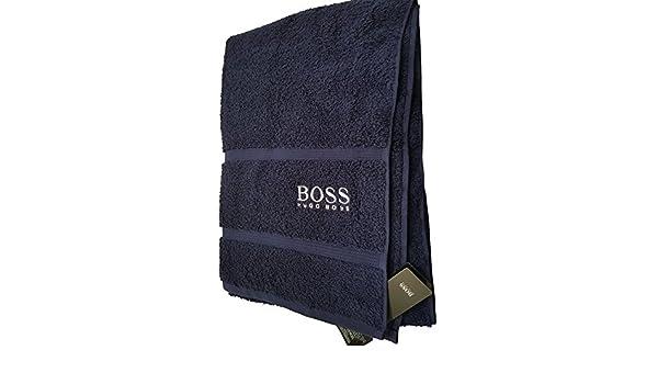 Hugo Boss toalla de baño 100 cm x 180 cm Toalla de baño, toalla de playa: Amazon.es: Hogar