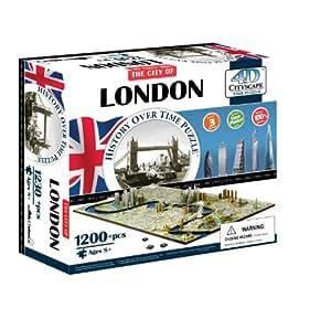 London 4D Cityscape Puzzle