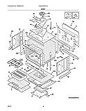 Frigidaire 5304504897 Range Oven Temperature Sensor