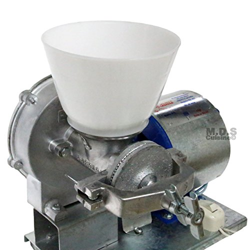 Electric Mill Corn Grain Wheat Grinder Heavy Duty Commercial Molino Maiz 1/4 HP by Ematik (Image #1)