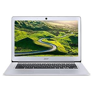 """Acer 14"""" Full HD (1920 x 1080) 16:9 IPS display Chromebook (2018 Newest), Inte Celeron N3160 processor Quad-core 1.60 GHz, 4GB RAM, 32GB SSD, 802.11ac, Bluetooth, HDMI, Chrome OS"""