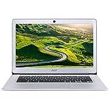 Acer 14 Full HD (1920 x 1080) 16:9 IPS display Chromebook (2018 Newest), Inte Celeron N3160 processor Quad-core 1.60 GHz, 4GB RAM, 32GB SSD, 802.11ac, Bluetooth, HDMI, Chrome OS