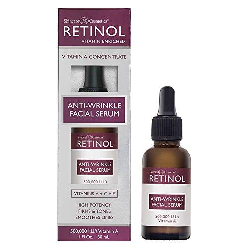 Beauty Solutions Skincare L de L Cosmetics Retinol Primer, 1 oz Clarins Multi-Active Skin Renewal Serum