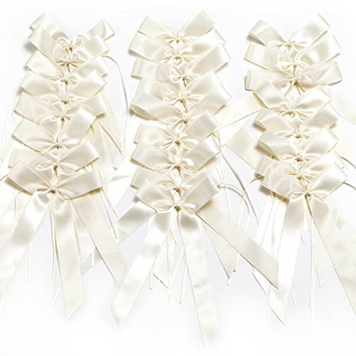 Tinksky Delicate Wedding Bowknots Decorations