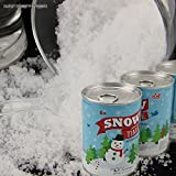 NEW Christmas Gift DIY Make Your Own Snow New Novel Christmas Decoration Instant Snow Man-made Artificial Snow Powder