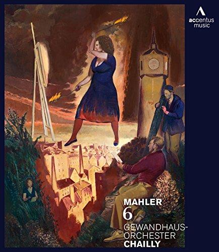 Leipzig Gewandhaus Orchestra - Symphony No 6 (Blu-ray)