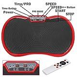 SUPER DEAL Pro Vibration Plate Exercise Machine