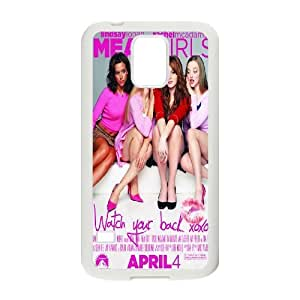 FOR Samsung Galaxy S5 -(DXJ PHONE CASE)-Burn Book - Mean Girls TV Show-PATTERN 16