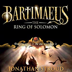 The Ring of Solomon Audiobook