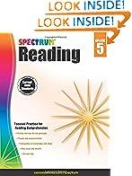 #5: Spectrum Reading Workbook, Grade 5