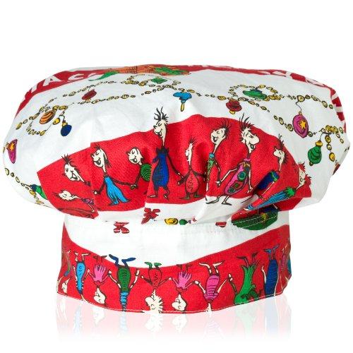 Dr. Seuss Merry Grinchmas Kid Chef's Hat (Grinch Hat)