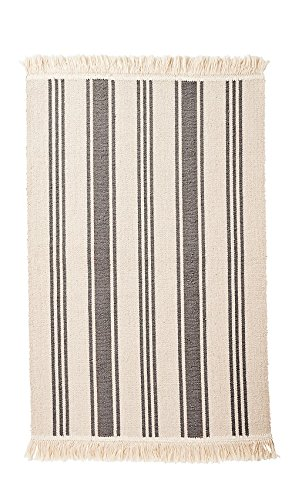 Ikea Teppich Signe Baumwolle 55 x 85cm (beige-grau): Amazon ...
