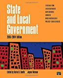 State and Local Government 2013-2014, , 1452287295
