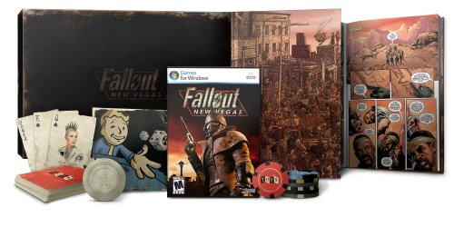 Fallout New Vegas Collectors PC