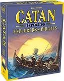 Catan Studios Catan Explorers and Pirates Expansion Strategy Game