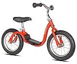 Kazam V2S Balance Bike, Metallic Red, 12-Inch