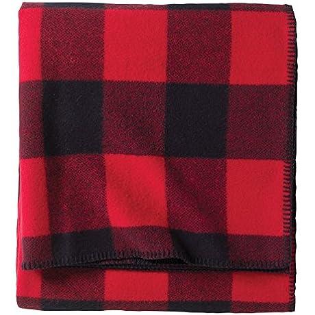 Pendleton Easy Care Bed Blanket King Rob Roy