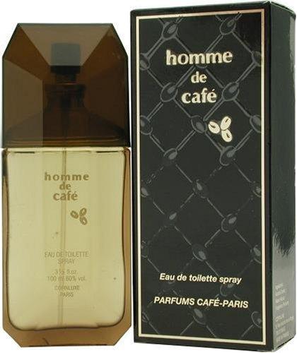 - Cafe By Cofci For Men, Eau De Toilette Spray, 1.7-Ounce Bottle