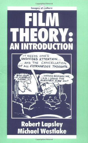Film Theory: An Introduction (Images of culture) by Robert Lapsley (1989-09-14)