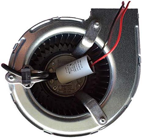 ebmpapst 前方傾斜遠心ファン D2E133-AM47-01 Emerson インバーター ダブルインレット 換気扇