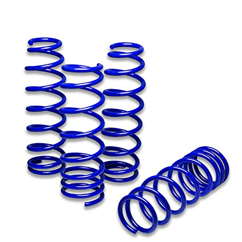 For Honda CR-X//Civic Suspension Lowering Springs Green EC ED EE EF