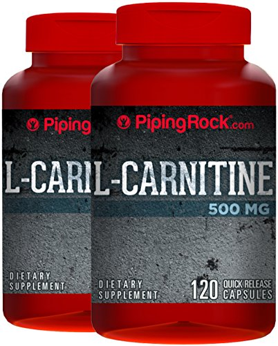 L-Carnitine 500 mg 240 Coated Caplets