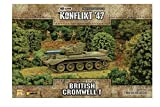 Warlord Games Konflikt '47: Cromwell with Tesla Cannon