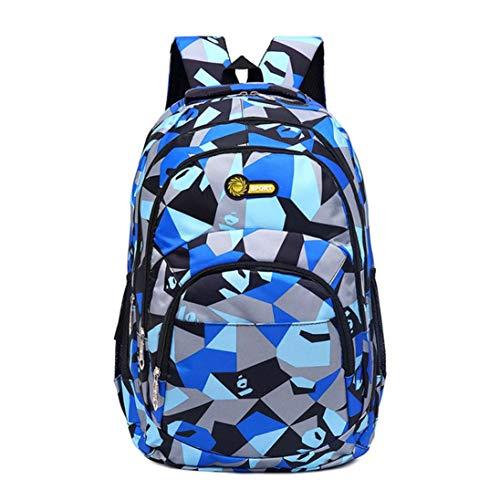 ragazzi per Teenage Girls scuola ragazza tumblr superiore medie studenti backpack zaino stampa beautyjourney zaini scuola borse scuola Blu superiore Zaino casual media qYxpS4