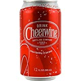 Cheerwine Cherry Soda Drink (24 Cans)