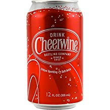 Cheerwine Soda Fridge Pack (24 unit pack)