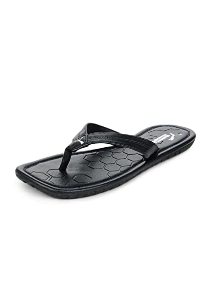 7647c3f194285 Puma Men s Drifter Road III Ind. Insignia Blue and White Hawaii Thong  Sandals - 10UK