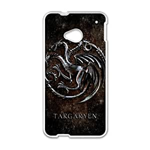 GKCB TV Game of Thrones Cell Phone Case for HTC One M7