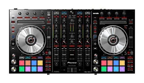 Pioneer DJ DJ Controller, 17.70 x 29.90 x 6.90 (DDJ-SX2)