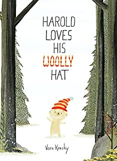 Book Cover: Harold Loves His Woolly Hat