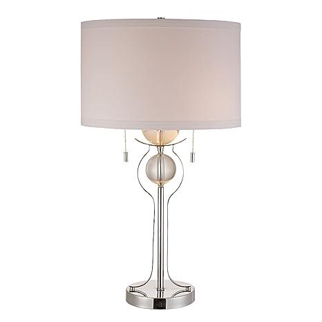 Amazon.com: Stein mundo 96759 lámpara de mesa con Esfera de ...