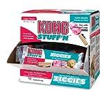 KONG Puppy Stuff'N Ziggies Cube Large Dog Treat, 62.7-Ounce, 40-Pack, My Pet Supplies